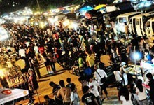 Suanlum Night Bazaar Ratchada